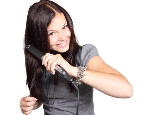 saç düzleştiriciler nasıl temizlenir?