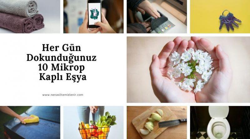 mikroplu eşyalar